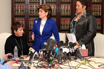 Helen Hayes Gloria Allred News Conference