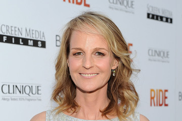 Helen Hunt Premiere Of 'Ride' - Red Carpet