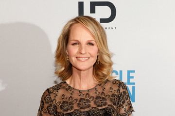 Helen Hunt Premiere Of Mirror And LD Entertainment's 'The Miracle Season' - Arrivals