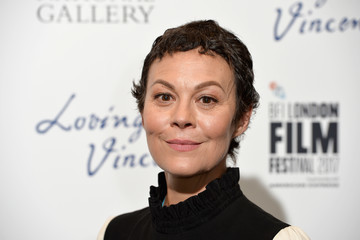 Helen McCrory 'Loving Vincent' UK Premiere - 61st BFI London Film Festival