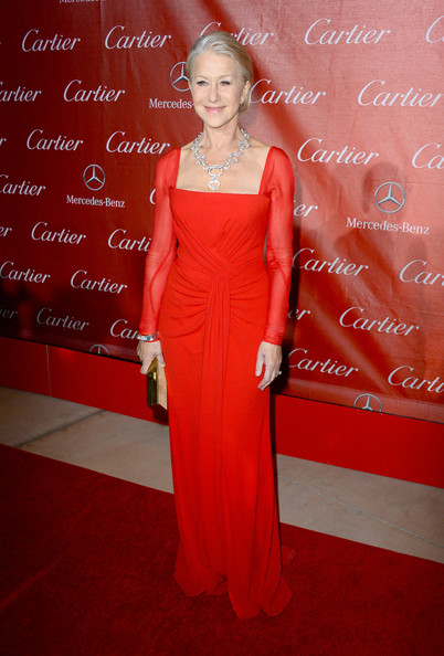 Helen Mirren - The 24th Annual Palm Springs International Film Festival Awards Gala - Arrivals