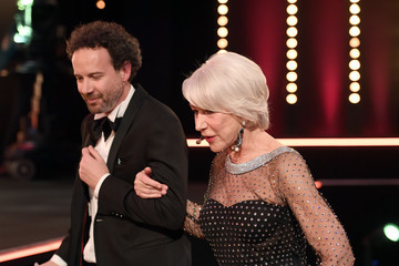 Helen Mirren Homage  Helen Mirren - Honorary Golden Bear Award Ceremony - 70th Berlinale International Film Festival