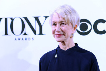 Helen Mirren The 2015 Tony Award Nominees Meet and Greet