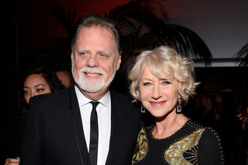 Helen Mirren Taylor Hackford Fox Honors Their 70th Annual Golden Globe Awards Nominees And Winners At The Fox Pavilion At The Golden Globes - Inside