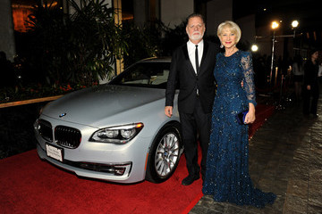 Helen Mirren Taylor Hackford BMW Celebrates The 66th Annual DGA Awards As Exclusive Automotive Sponsor