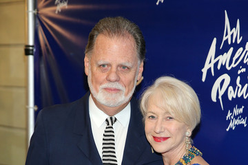 Helen Mirren Taylor Hackford 'An American in Paris' Broadway Opening Night - After Party