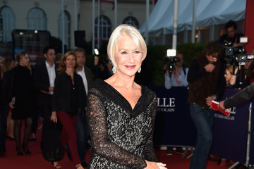 Helen Mirren 'The Hundred Foot Journey' Premiere - 40th Deauville American Film Festival