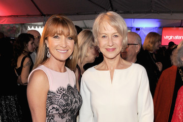 Helen Mirren 2014 GREAT British Oscar Reception - Inside