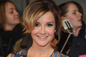 Helen Skelton National Television Awards - Red Carpet Arrivals
