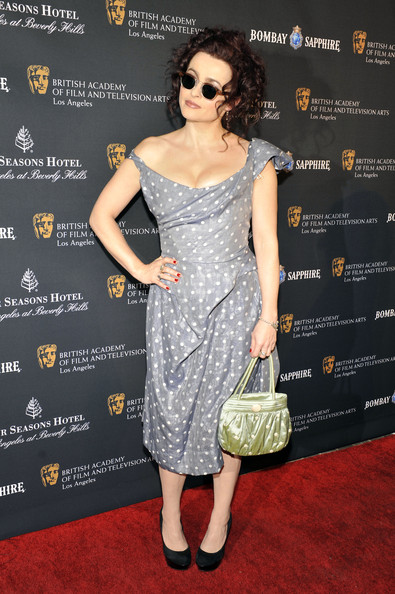 Helena Bonham Carter - BAFTA Los Angeles 17th Annual Awards Season Tea Party - Arrivals