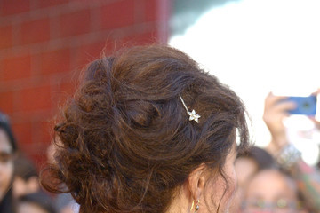 Helena Bonham Carter Red Carpet Arrivals at Diagon Alley