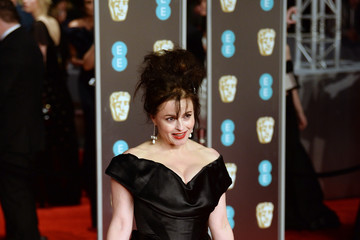Helena Bonham Carter EE British Academy Film Awards - Red Carpet Arrivals