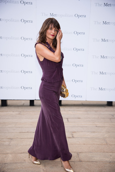 Helena Christensen Photos Photos - Metropolitan Opera 2015-2016 Season ... Kate Bosworth