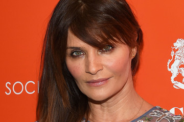 Helena Christensen TriStar Pictures & the Cinema Society Host a Screening of 'T2 Trainspotting' - Arrivals
