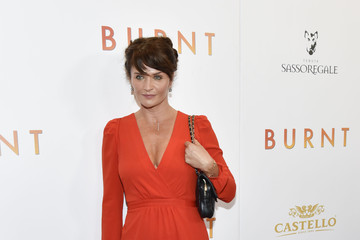 Helena Christensen The New York Premiere of 'Burnt,' Presented by The Weinstein Company