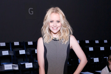 Helena Mattsson Emerson - Front Row - Fall 2013 Mercedes-Benz Fashion Week