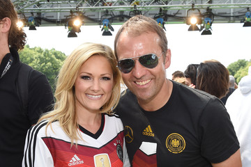 Helene Fischer Germany Victory Celebration