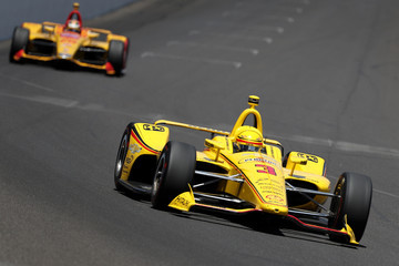 Helio Castroneves 102nd Running of the Indianapolis 500
