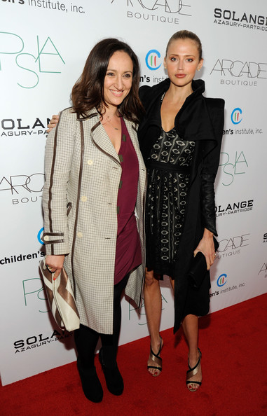 The 2nd Annual Autumn Party Featuring A Fashion Show By Yigal Azrouel Benefiting Children's Institute - Red Carpet