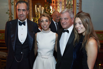 Heloise Agostinelli Dior Ball: Party in Madrid