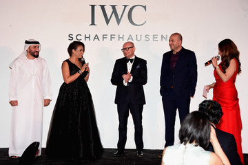 Hend Sabry For the Love of Cinema - IWC Filmmaker Award 2015 Dubai