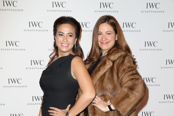 Hend Sabry IWC Schaffhausen at SIHH 2016 - 'Come Fly With Us' Gala Dinner