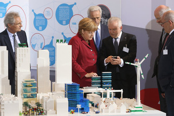 Henning Kagermann German Government Hosts Electro-Mobility Congress