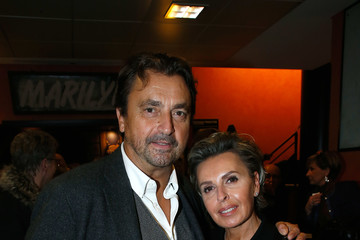 "Henri Leconte Celebrities At ""Laurent Gerra Sans Moderation"" - One Man Show At L'Olympia In Paris"
