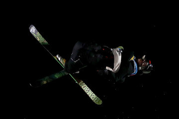 Henrik Harlaut ARAG Big Air Freestyle Festival