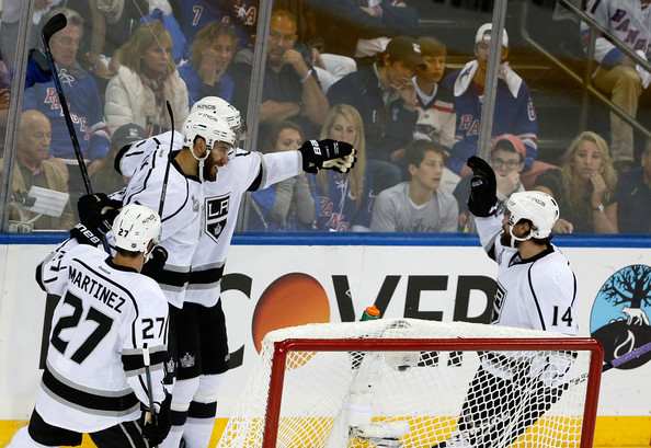 NHL Stanley Cup Final: Game Three