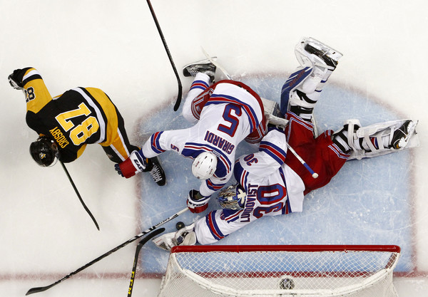 New York Rangers v Pittsburgh Penguins - Game Five
