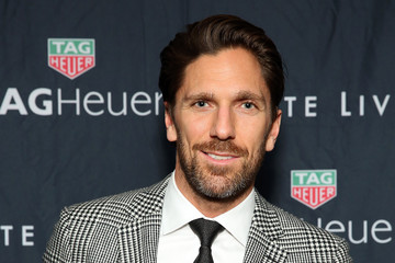 Henrik Lundqvist Haute Living Celebrates New York Cover Launch With Henrik Lundqvist And TAG Heuer At Mr. Chow