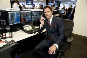 Henrik Lundqvist Annual Charity Day Hosted By Cantor Fitzgerald, BGC, And GFI - BGC Office – Inside