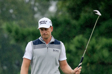 Henrik Stenson TOUR Championship By Coca-Cola - Round Three