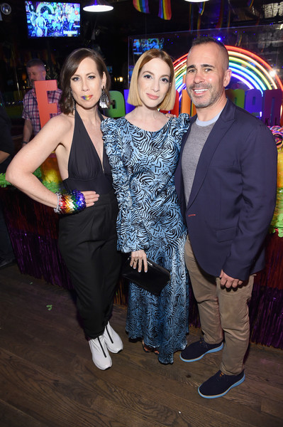Entertainment Weekly Celebrates Its Annual LGBTQ Issue At The Stonewall Inn In New York - Inside