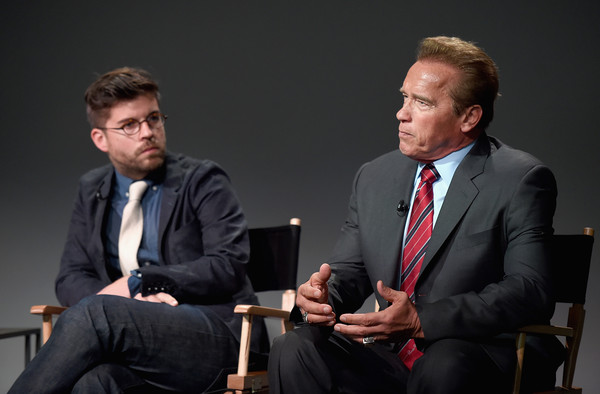 "Apple Store Soho Presents Tribeca Film Festival: Henry Hobson and Arnold Schwarzenegger, ""Maggie"""