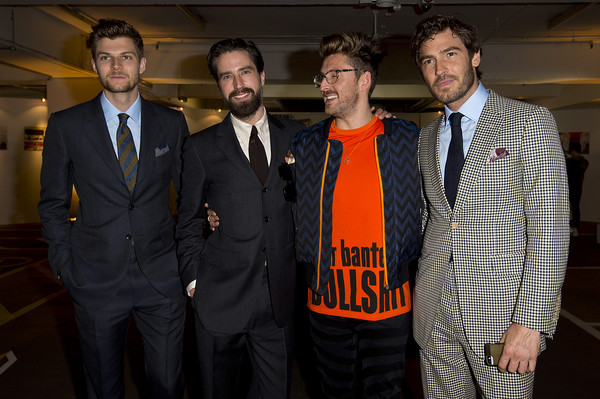 House of Holland - Presentation - London Collections Men SS16