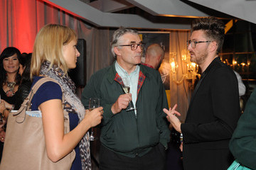 Henry Holland IMG Hosts Reception in London