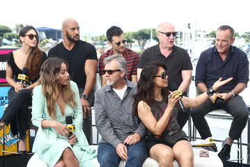 Henry Simmons #IMDboat At San Diego Comic-Con 2019: Day Two