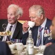 Henry Stevens The Prince Of Wales And The Duchess Of Cornwall Attend VC&GC Service And Reception