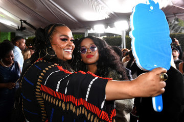 Her BET Presents The 51st NAACP Image Awards - Red Carpet