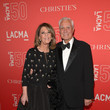 Herb Rappaport LACMA 50th Anniversary Gala Sponsored By Christies - Red Carpet