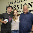 Herb Smith Olivia Wilde Visits the Los Angeles Mission Homeless Shelter for a Gap x Bombas Sock Donation