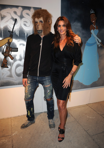Celebs at the Art Miami Basel VIP Preview