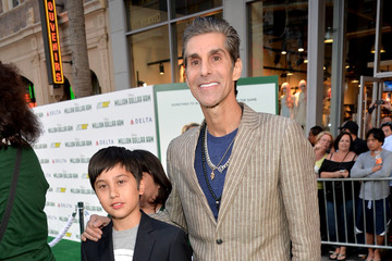 Hezron Wolfgang Farrell 'Million Dollar Arm' Premieres in Hollywood — Part 2