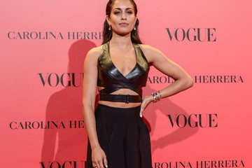 Hiba Abouk Vogue 30th Anniversary Party In Madrid