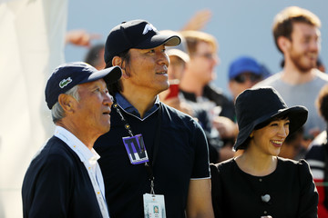 Hideki Matsui The Presidents Cup - Final Round