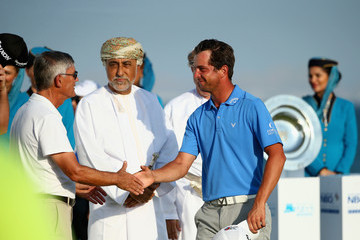 His Highness Sayyid Shihab Bin Tariq Al Said NBO Golf Classic Grand Final - European Challenge Tour: Day Four