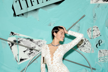 Hikari Mori Tiffany & Co. Celebrates 2018 Tiffany Blue Book Collection, THE FOUR SEASONS OF TIFFANY - Inside