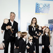 Hilaria Baldwin DreamWorks Animation's The Boss Baby: Family Business World Premiere